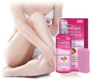 FreshDepil τιμη - cream