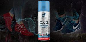 C&D - Waterproof Membrane Spray Ελλάδα - amazon, ebay