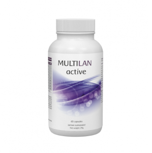 Multilan Active - έκθεση 2018 - κριτικές, φόρουμ, τιμή, πού να αγοράσετε, στα φαρμακεία, λειτουργία, Ελλάδα